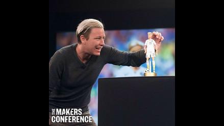 Mattel lanza Barbie lesbiana inspirada en la futbolista Abby Wambach