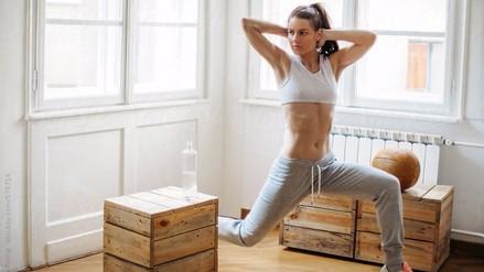 3 ejercicios que trabajan todo tu cuerpo