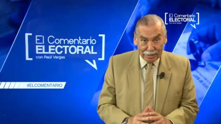 El Comentario Electoral: Se define el futuro para Julio Guzmán
