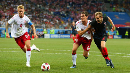 La infartante definición por penales que acabó con la clasificación de Croacia