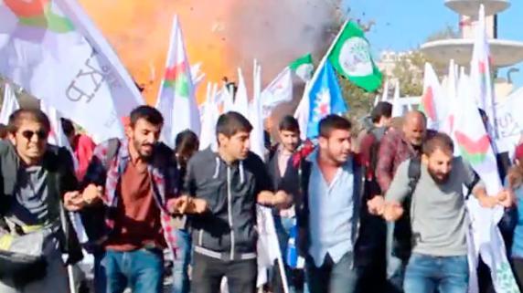 Turquía: al menos 86 muertos tras atentado en Ankara