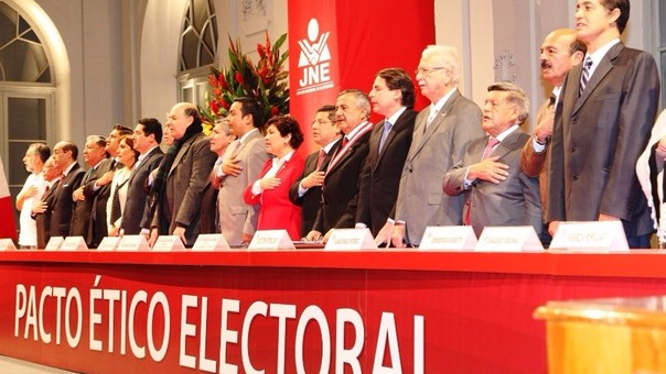 Pacto Ético Electoral será firmado por partidos en diciembre