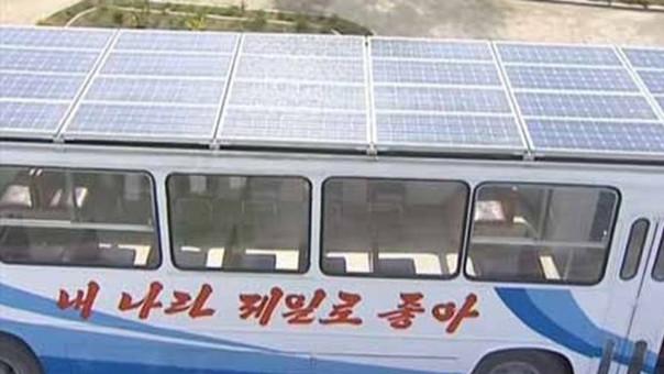 bus solar