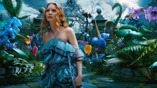 Alicia en el País de las Maravillas 2