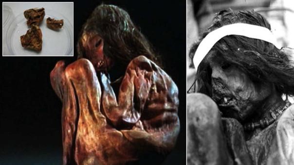 El ADN de la momia del niño inca hallado en Argentina descubre un nuevo linaje humano