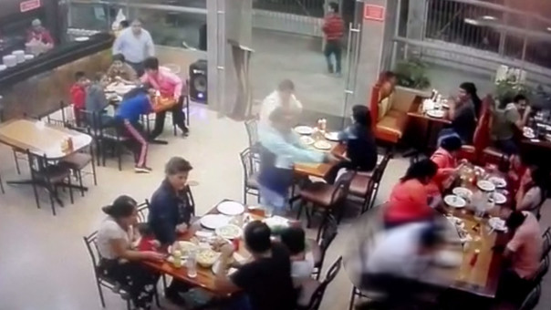 Crimen en pollería