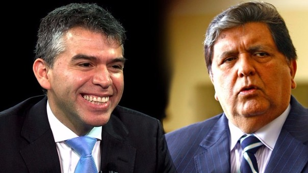 Julio Guzmán y Alan García