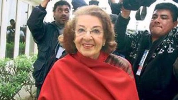 Ecoteva: TC rechaza hábeas corpus de Eva Fernenbug para anular pesquisa