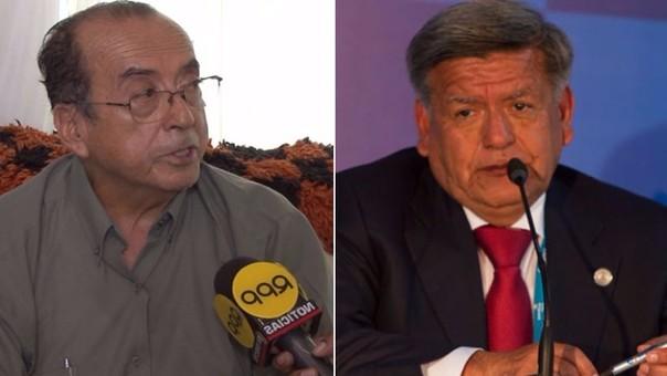 Otoniel Alvarado desmiente a Acuña: Es falso que en el 99 hubo una coautoría