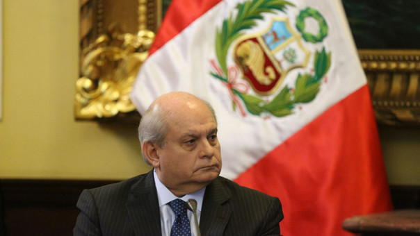 Cateriano: Humala enviará TPP al Congreso cuando estime pertinente