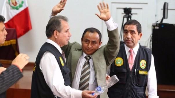 Poder Judicial decide no cesar prisión preventiva de Gregorio Santos