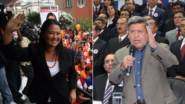 Fuerza Popular y APP recibieron mayores aportes para campaña en enero