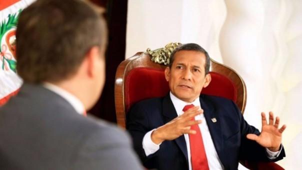 JNE declara nula resolución del JEE en caso neutralidad de presidente Humala