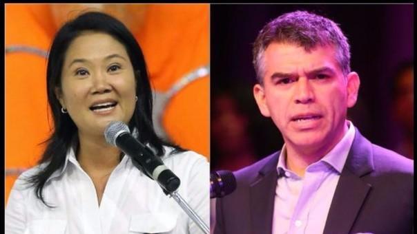Encuesta de Pulso: Keiko Fujimori 35% y Julio Guzmán con 17% continúa segundo
