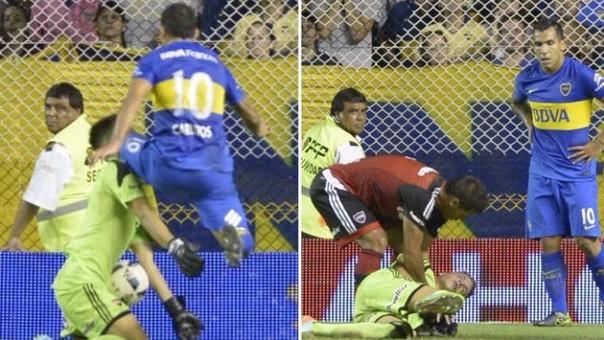 Antifútbol Tevez: problemas físicos, falta gol y polémicas