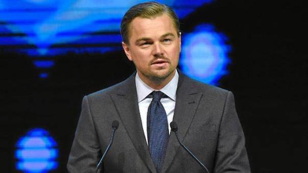 Leonardo DiCaprio le envía este mensaje a Pedro Cateriano por derrame de PetroPerú