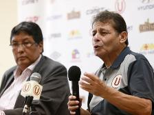 Universitario de Deportes: Roberto Chale volvió a explotar en las prácticas