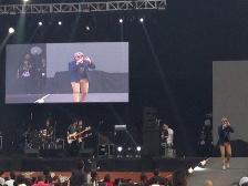Ciudad Rock: Fanáticos disfrutan de explosivo concierto