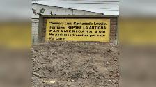 Conductores piden reconstrucción de antigua Panamericana Sur