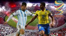 Ecuador venció a Argentina y consiguió resultado histórico