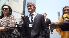 Sean Penn participa en conferencia de la Junta de Gobernadores