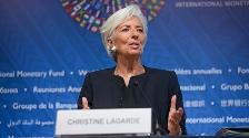 Lagarde: Humala dijo que demostrará que nos equivocamos en las proyecciones