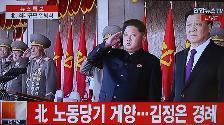 Kim Jong-un dice que está listo para la guerra con los Estados Unidos