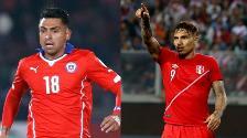 Perú vs. Chile: Gonzalo Jara habló del choque que tendrá con Paolo Guerrero
