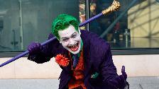 Cosplayers dicen presente en la Comic-Con de Nueva York