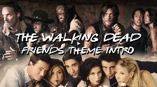 YouTube: Así sería la intro de The Walking Dead al estilo de Friends
