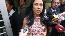 Nadine Heredia: Designaron a peritos que realizarán prueba grafotécnica