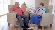 Facebook: cita a ciega de ancianos demuestra que el amor no tiene edad