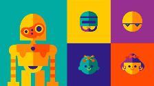 ¿Reconoces a todos estos robots y androides de la ciencia ficción?