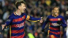 Barcelona vs. Roma: azulgranas golearon 6-1 y Lionel Messi volvió a anotar
