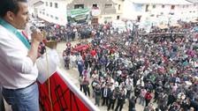 Humala: Hay que consolidar la Ley Universitaria y no sacarle la vuelta