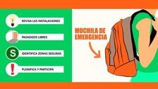 Sabes cómo actuar ante un sismo: sigue estas recomendaciones