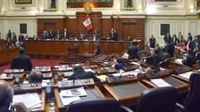 Debate sobre Ley Cotillo se posterga por 15 días