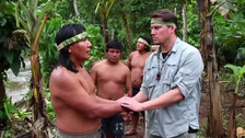 Channing Tatum: video explica su labor en el Perú