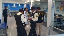 Sujetos roban 100 mil soles a empresario cuando retiraba dinero del banco