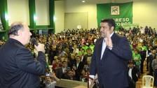Nuevas autoridades del PPC tomaron juramento pese a enfrentamientos internos