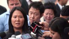 Keiko Fujimori admite