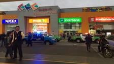 Presunto asalto al interior de Plaza San Miguel fue falsa alarma