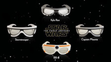 Star Wars VII se podrá ver con lentes de los personajes en Lima