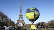 Perú entrega a Francia la presidencia de la COP21 este domingo