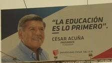 Denuncian a César Acuña por defraudación tributaria ante Fiscalía