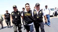 La madre de Gerald Oropeza fue detenida en el penal de Ancón I