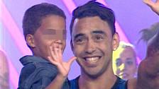 EEG: Diego Chávarri llevó a hijos de Farfán para saludar a Melissa Klug