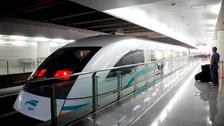 China estrenará este año su primer tren de levitación magnética