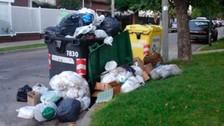 San Isidro asegura que ya está recogiendo residuos