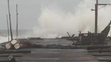 Disponen cierre del puerto Melchorita por oleajes anómalos